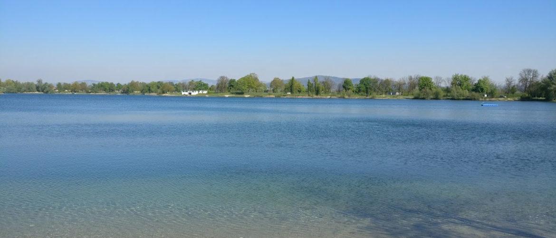 Pichlinger See Trockentauchen