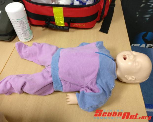 CPR Säuglinge